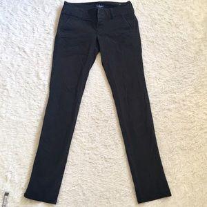 AEO black pants